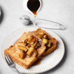 recette vegan de pain perdu par healthy